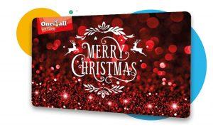 One 4 All gift voucher Christmas bonus